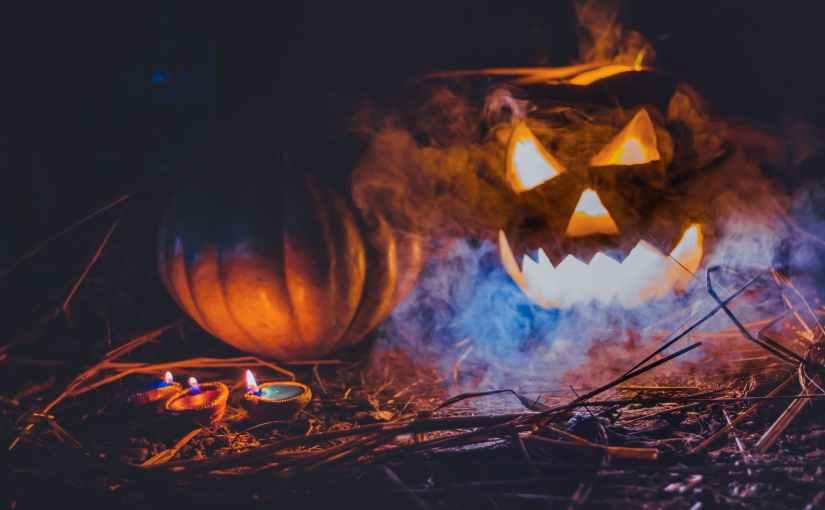 Halloween….!!!