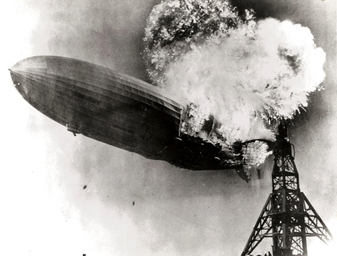 Zeppelin Hindenburg