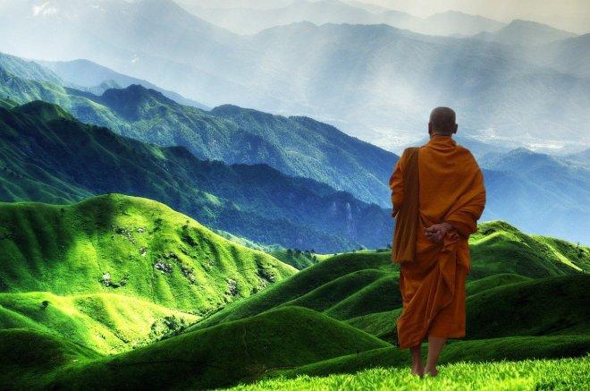 Boudiste Tibet