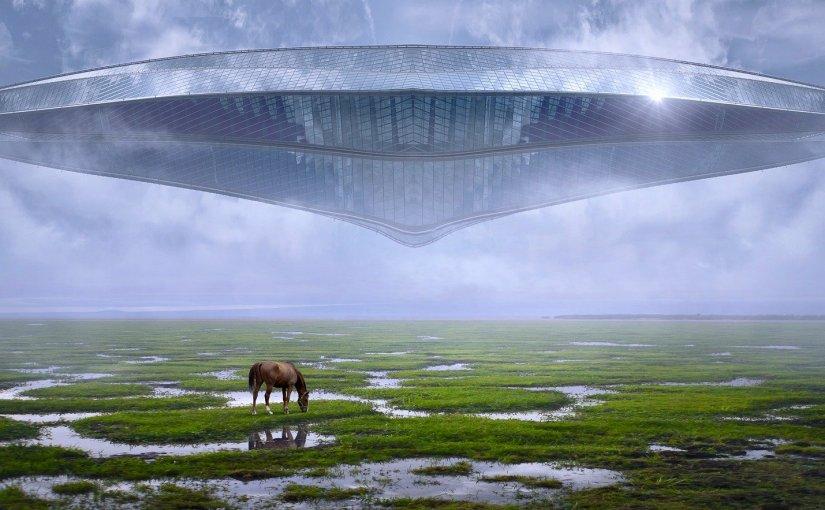 """""""Vrillon"""", Amiral au sein du Commandement Galactique d'Ashtar :  Quand les Extraterrestres piratent une émission de télévision anglaise!"""