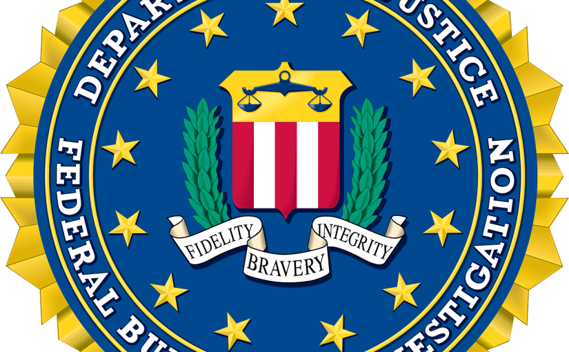 FBI, Federal Bonaparte ofInvestigation