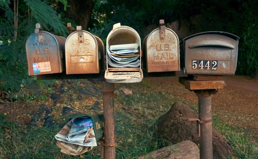 Envois d'enfants en Recommandé…Quand l'affranchissement de l'US Postal coûtait moins cher qu'un billet detrain!